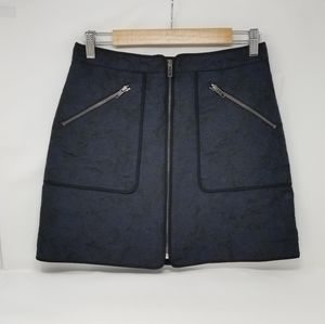 Kenzo Floral Mini Skirt 38/US 6 (M)